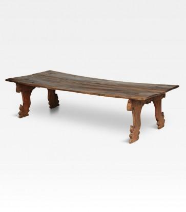 Tavolino indiano da salotto