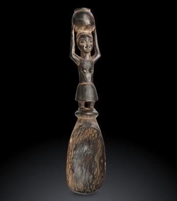 Cucchiaio cerimoniale africano Dan
