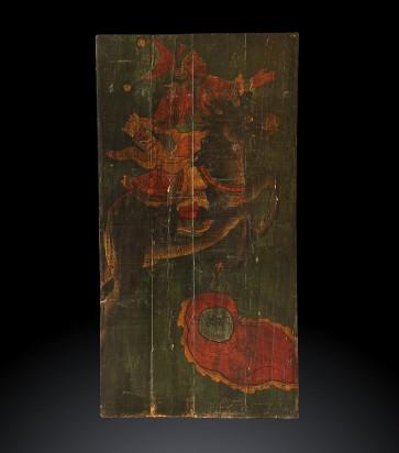 Tangka tibetano, Buddhismo Vajaraiana