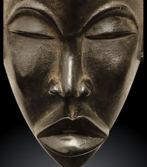 Maschera africana Dan