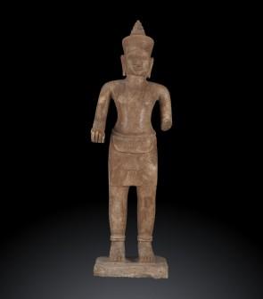 Antica scultura raffigurante il dio Shiva